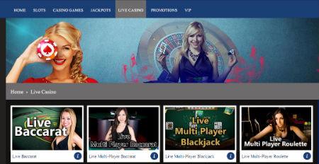 Live Express Casino