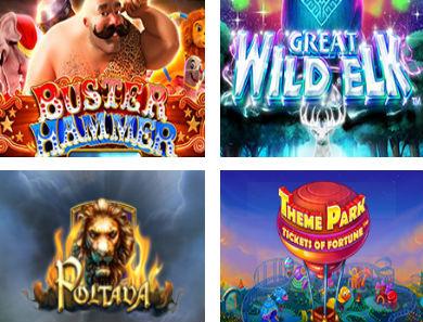New Casino Bonus Games