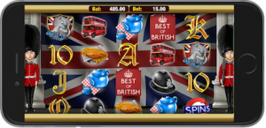 CoinFalls Casino Free Slots