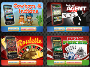 PocketWin Casino Games 2015