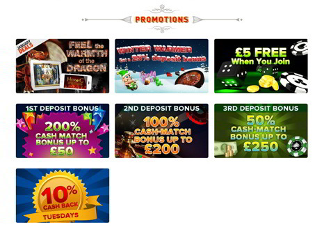 Cash Back Offers and Bonuses