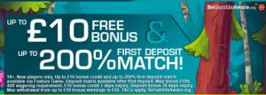 pocketwin casino signup bonus