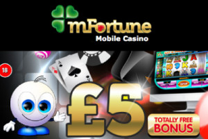 Mobile Slots Pay by Phone Bill | Pay mFortune Mobile Slots Bill | £5 Free