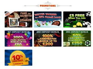deposit bonus phone casino