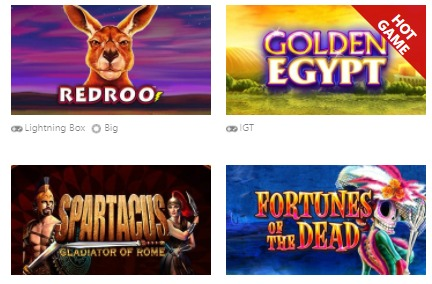 best free-play slots and table games